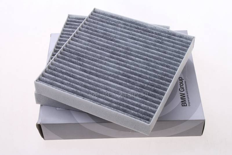 cars intake air filter cabin filter  OEM 13721491749 for BMW  C311520, 16546-T3400 for Nissan
