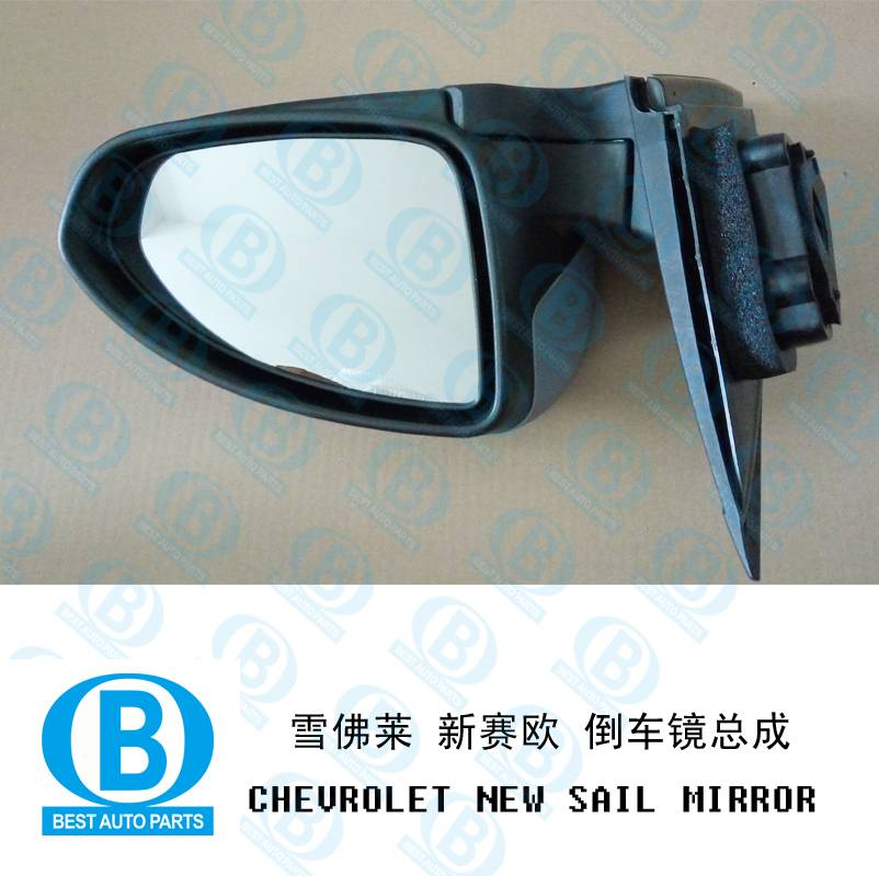 chevrolet new sail mirror
