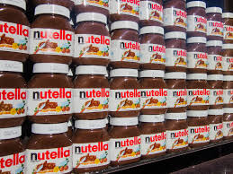 Nutella 52g 200g 210g 230g 350g 400g 600g 750g 800g