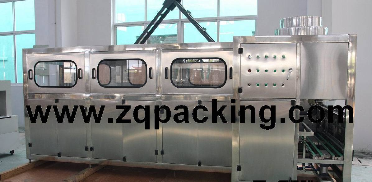 3 and 5 gallon bottling machine ,5gallon barrel filling machine