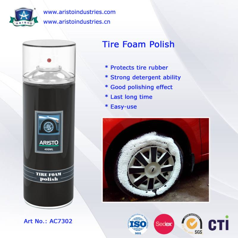 Tire Foam Cleaner for Car