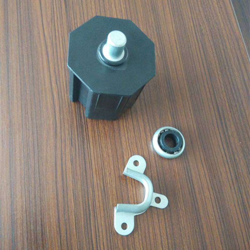 electric rolling shutter accessories end cap and bearing
