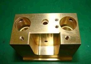 Custom brass oem cnc non-standard parts