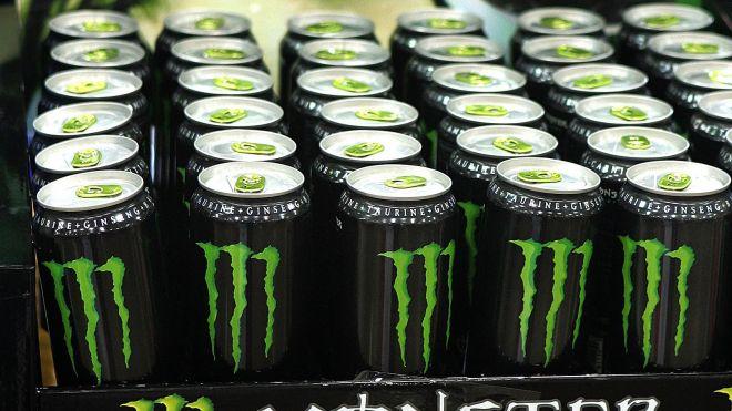 M-ons-ter Energy Drink
