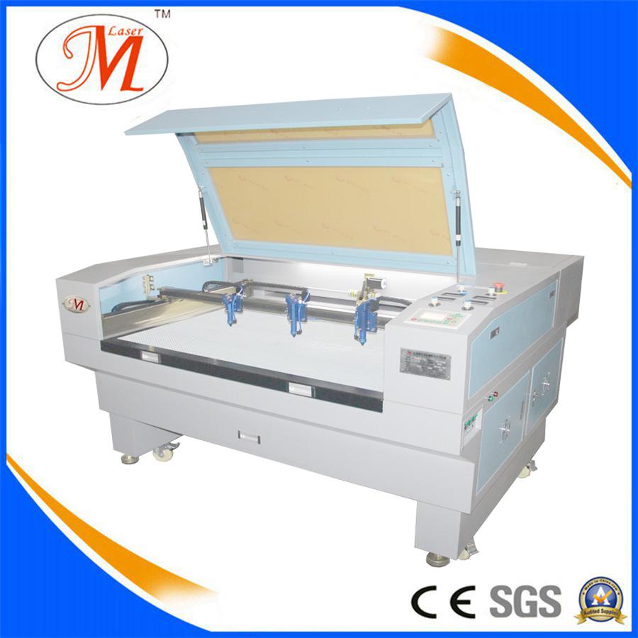Multi-Heads Laser Cutting Machine with Faster Cutting Speed (JM-1280-4T)