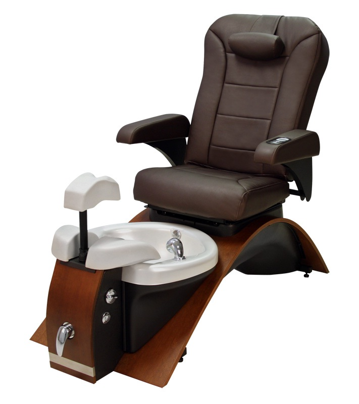 Classic Salon Spa Arched Base Pedicure Chair Foot Massage XY-89094