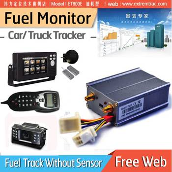 ET800G 3G UMTS/HSDPA/WCDMA GPS/GPRS Vehicle Tracker Fuel Monitor Vedio