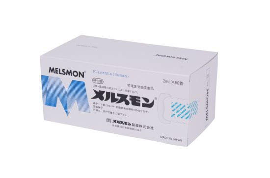 Melsmon (Human Placenta Injection) Fade Repair Firm Pores