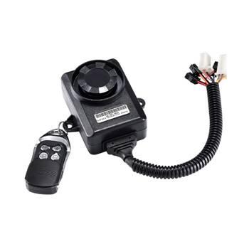 Waterproof IP67 Motorcycle GPS Alarm Tracker with 3 Axis Acceleration Sensor, RU-200