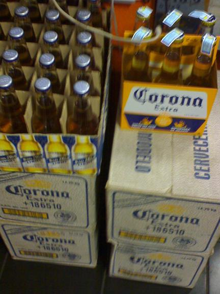 Corona Beer Extra for sale