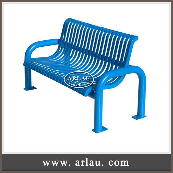 Arlau Garden furniture in China, garden benches, street thermoplastic benches