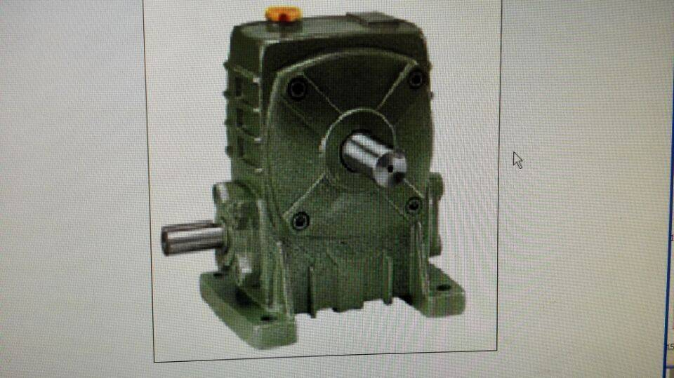 WPA/WPO/WPS Type 120/135/155 Worm Helical Gearboxes/Speed Reducer