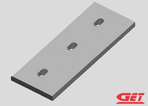 mechanical liner plate