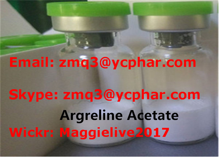 Health and Safe Anti-Wrinkle Argreline Acetate for Adult with GMP