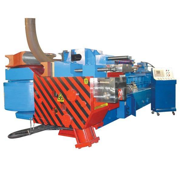 W37YPC-168×12 CNC CONTROL PIPE BENDING MACHINE
