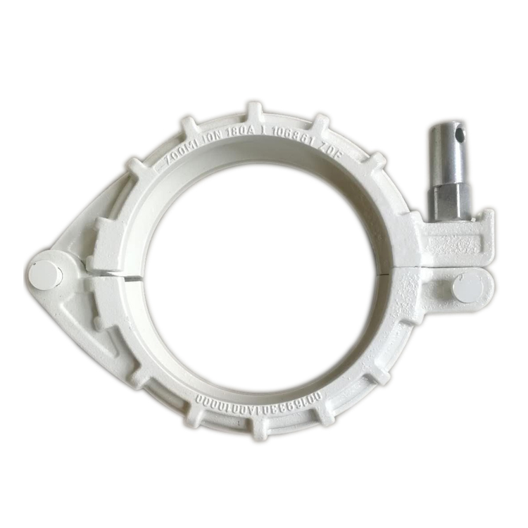 Sany Concrete Pump Spare Parts Concrete Pump Pipe Clamp 55/128