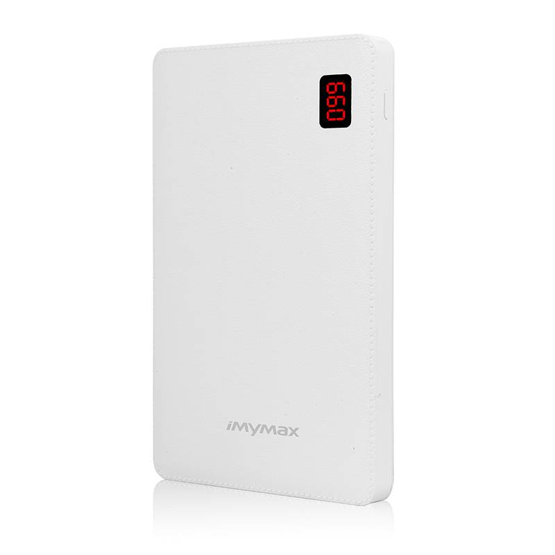Imymax Notebook External 30000mAh Power Bank with LED Indicator