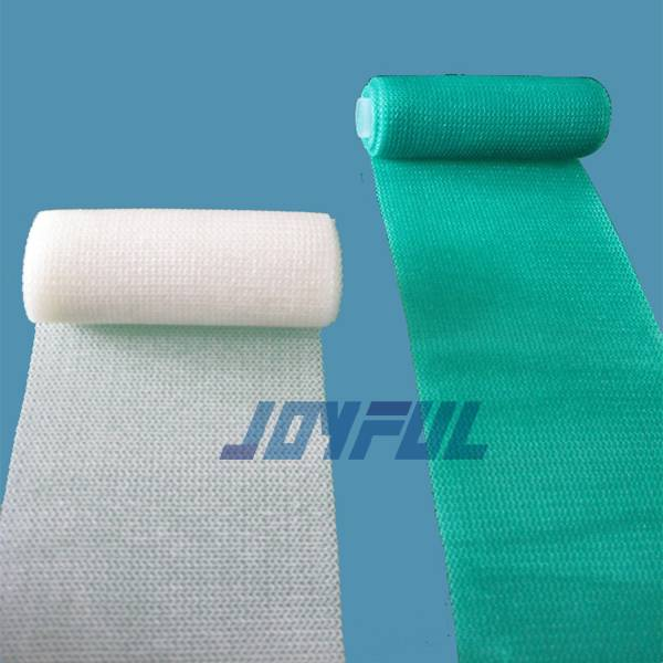 High quality Fiberglass and Polyester Orthopedic Casting Tape with Good Price