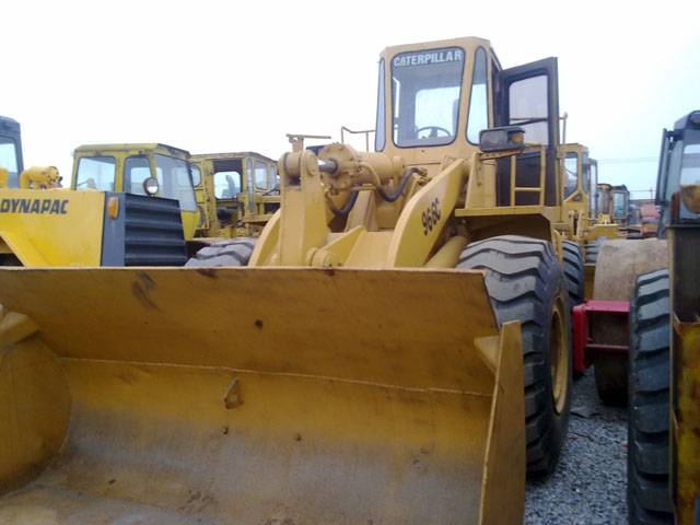 used 966C CATERPILLAR wheeled loader