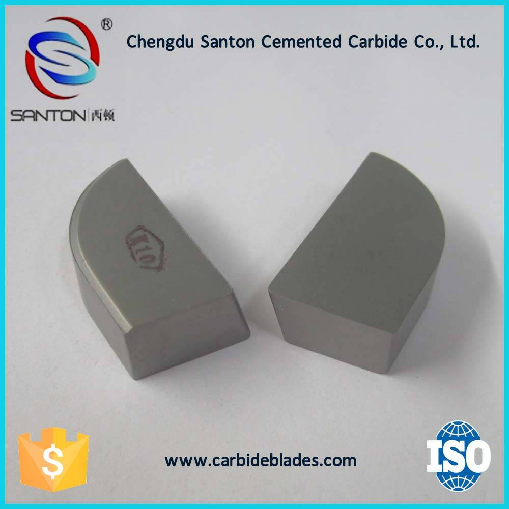 cemented carbide inserts for tool holders