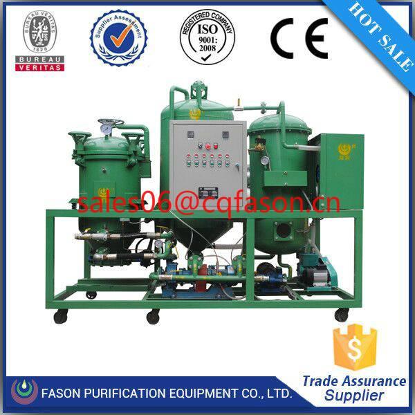 Special Design Remove Moisture Filter Free Multi-functional Small Scale Oil Refinery