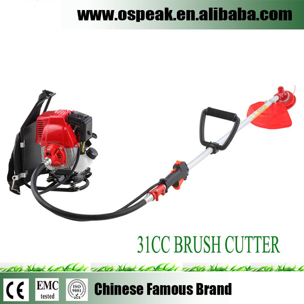 139 Backpack 4Stroke Brush Cutter 31CC