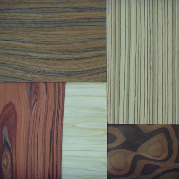 White Oak Engineered Veneer for Furniture Manufacturer