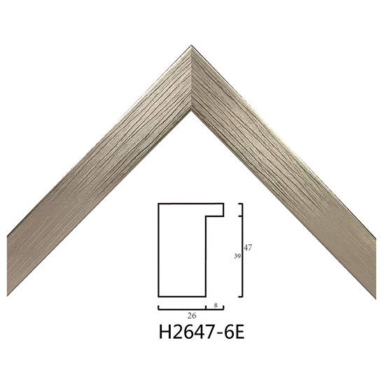 Buy DIY Frame Moulding H2647 With Wholesale Price