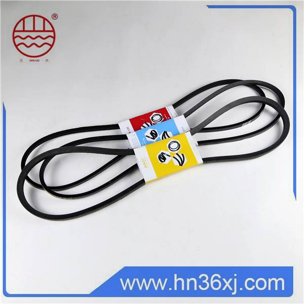 Sanliu Brand Made In China Rubber Pulley Narrow Belts