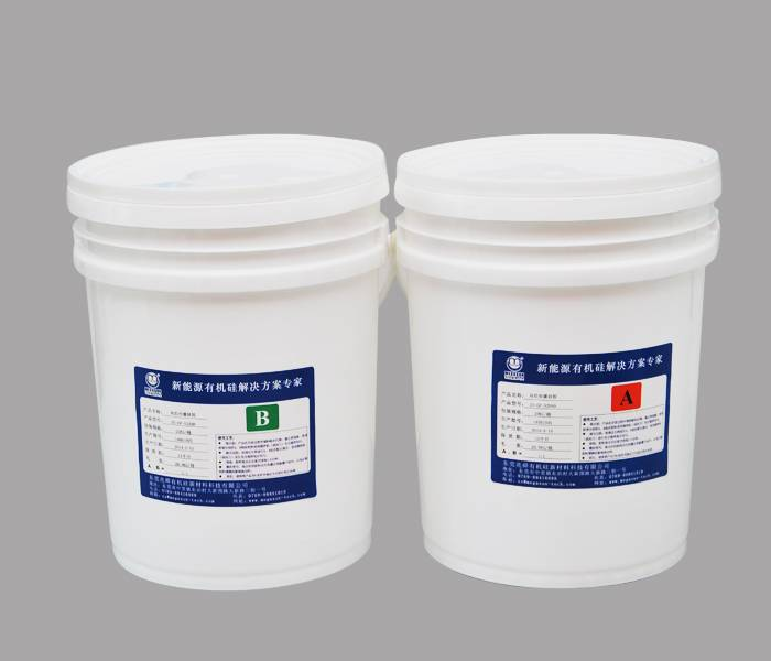 ballasts silicone potting sealant with heat resistance