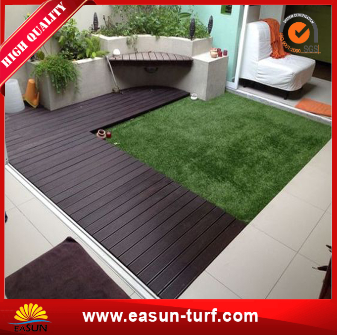 Safe Landscaping Turf Synthetic Artificial Grass for Lawn-MY