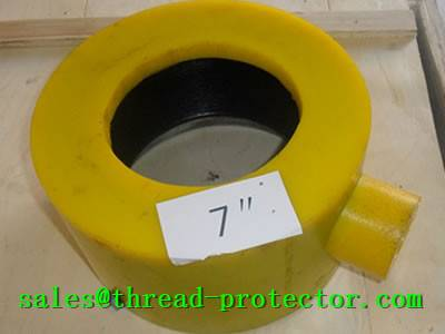 Dismountable Inflatable Thread Protector