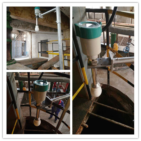 China factory supply high quality automatic liquid level transmitter for stirring and slurry
