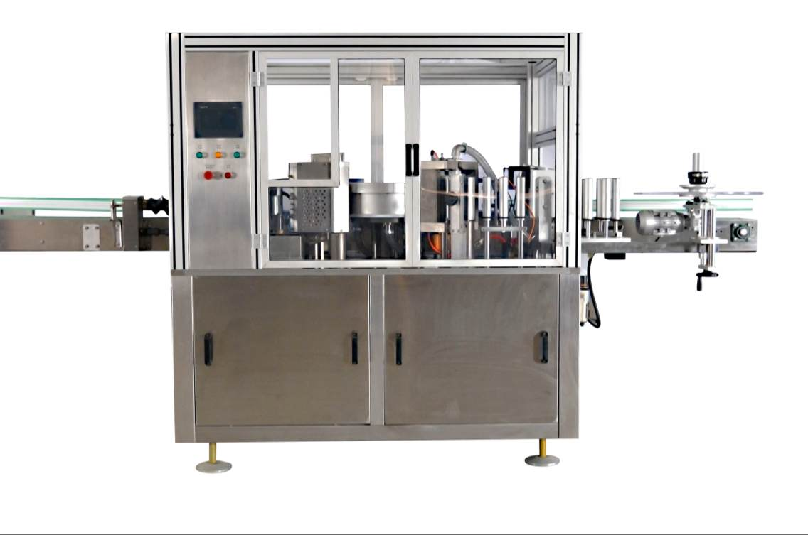 hot-melt adhesive labeling machine