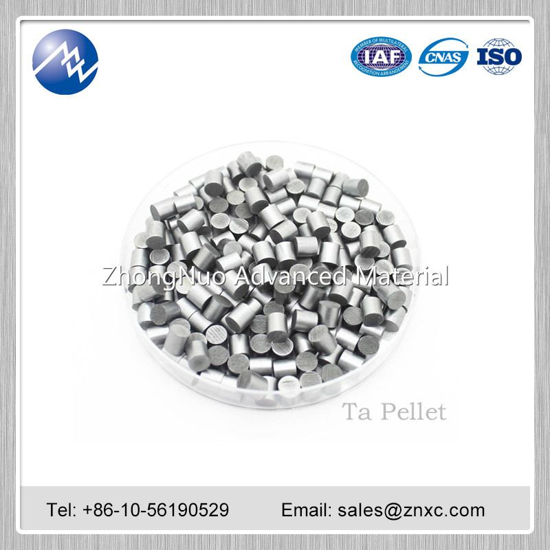 High purity Titanium Ti pellet