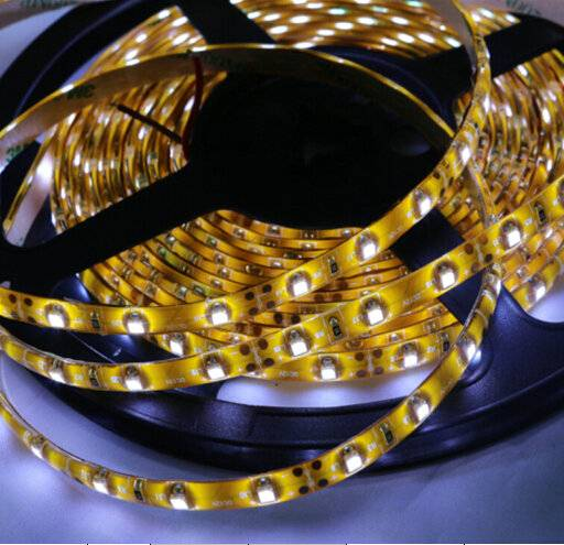 60LEDs water-proof flexible smd3528 LED strip light