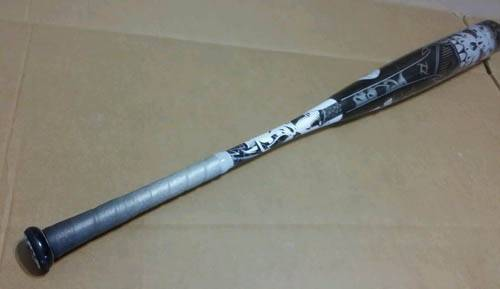 NEW -5 3328 demarini VOODOO z2k ERA Baseball bat