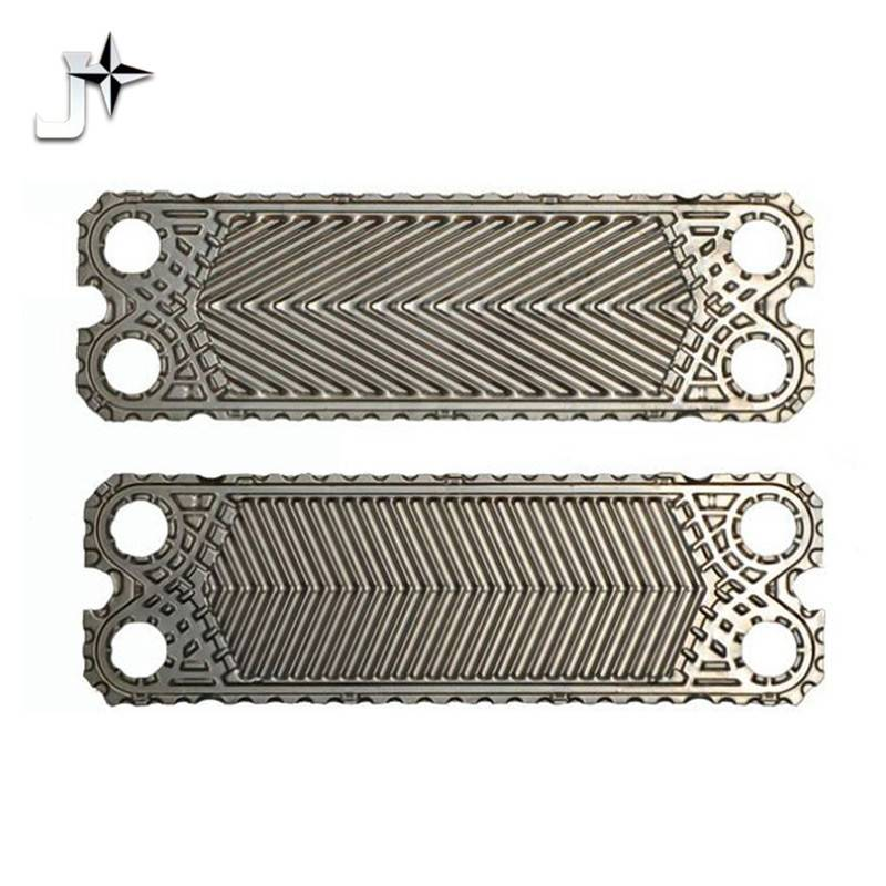 stainless steel heat exchanger plate