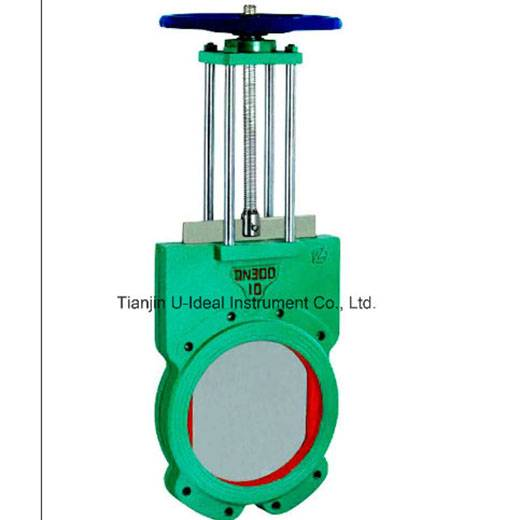 Manual Bi-Directional Hydraulic Knife Gate Valve