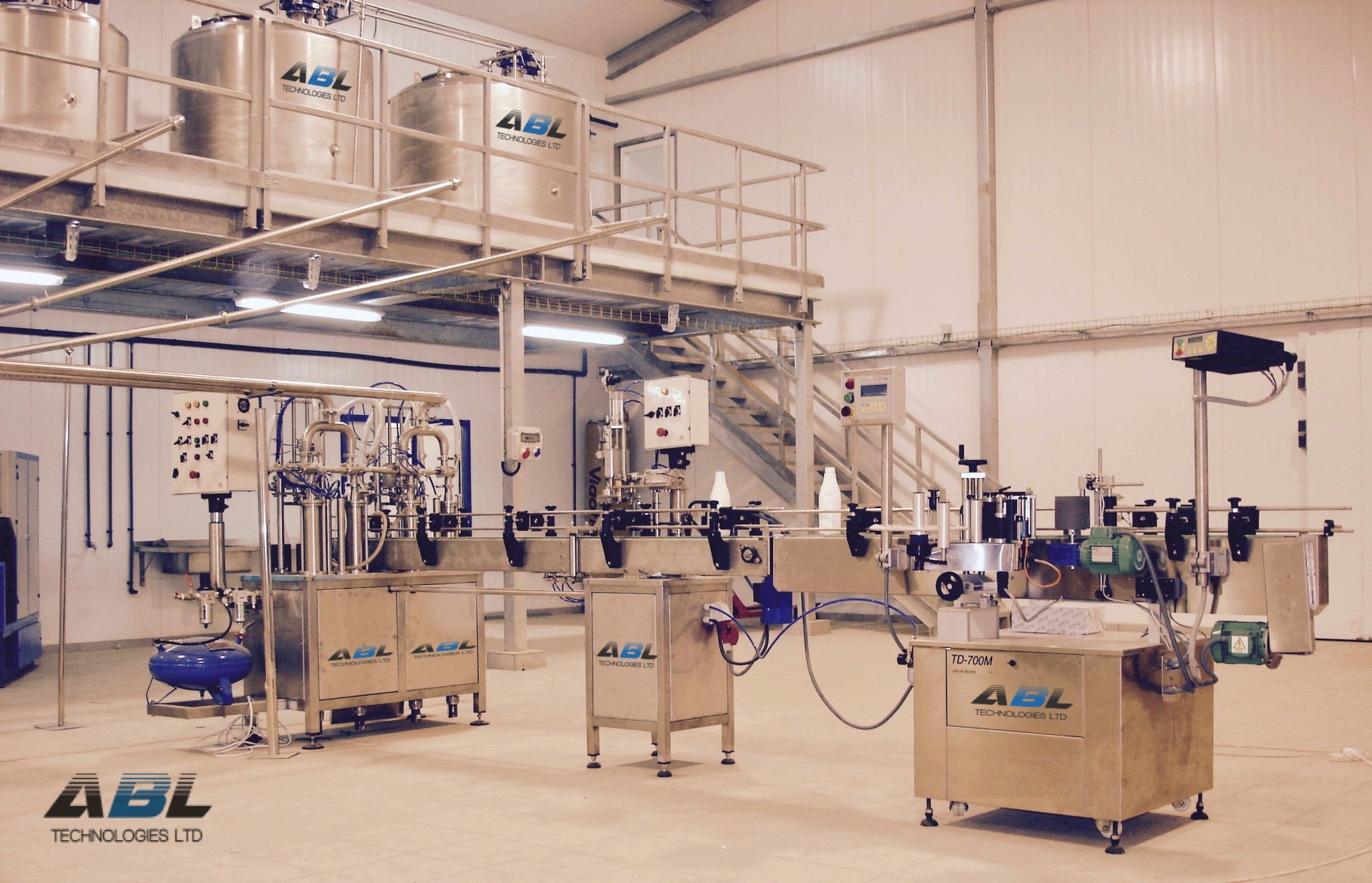 Complete Dairy Plant Production