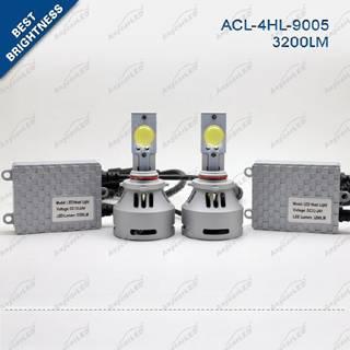 4HL 3200LM 9005W LED Light Bulb DC12-24V with CE,RoHS
