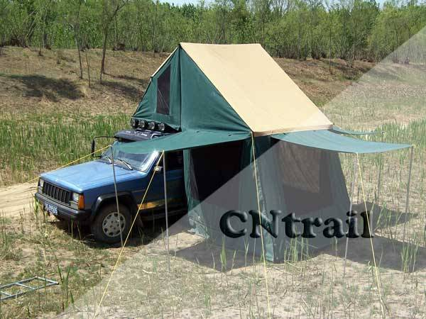 trailer roof top tent