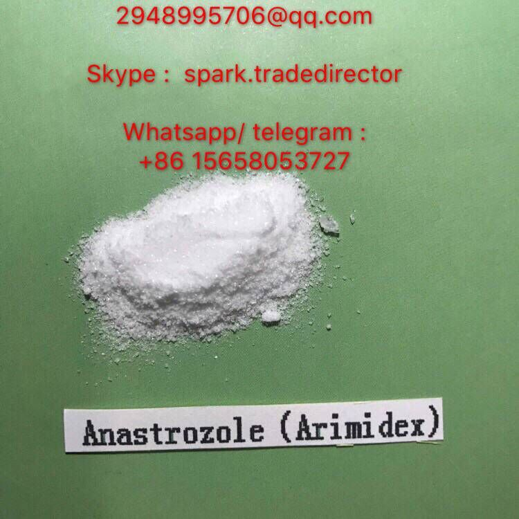 Anastrozole reast Carcinoma Cancer Treatment Steroids Anastrozoles Arimidex CAS 120511-73-1 Anastroz