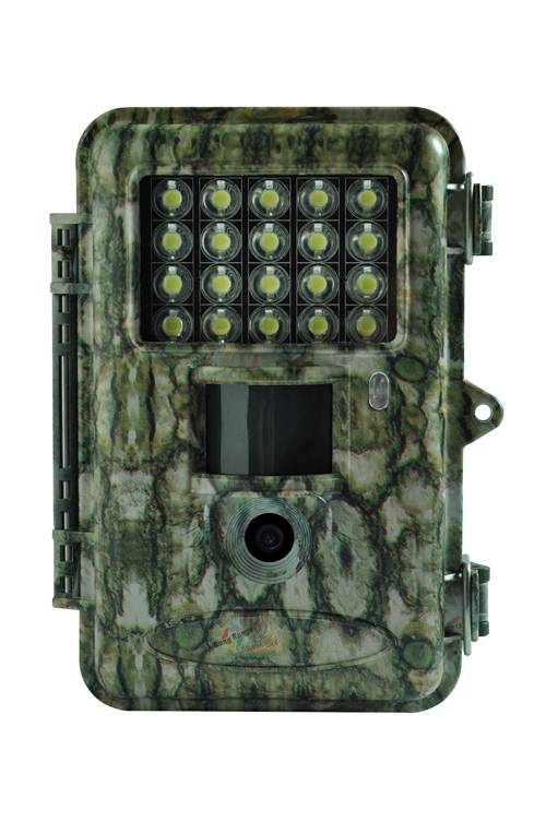 8mp 720p HD Hunting Trail Scouting Game Trap Camera with Color Day and Night Image and Videos