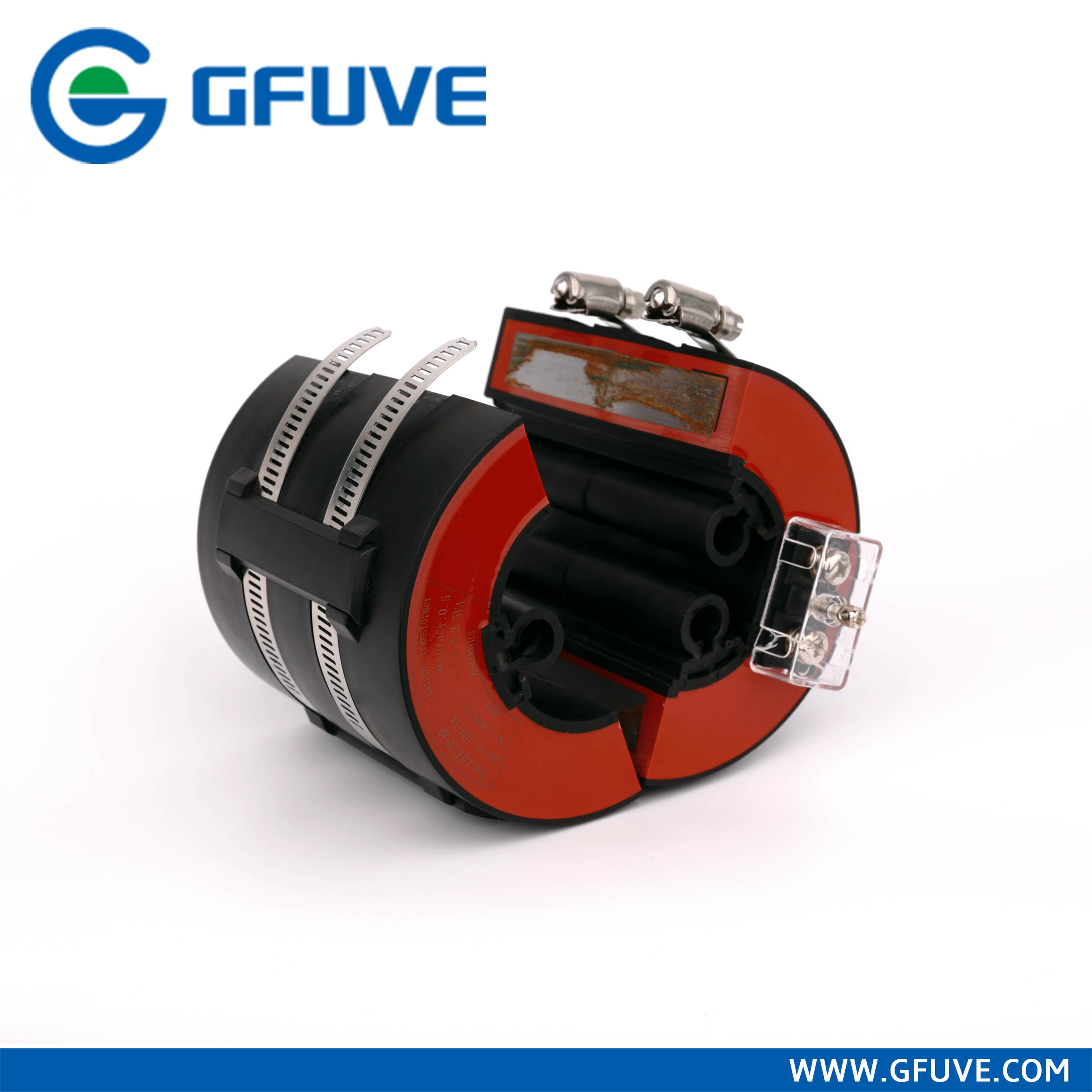 LZCK350-10 Outdoor Split Core Current Transformer 1A 5A Input