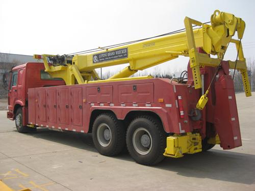 20 ton rotator tow truck
