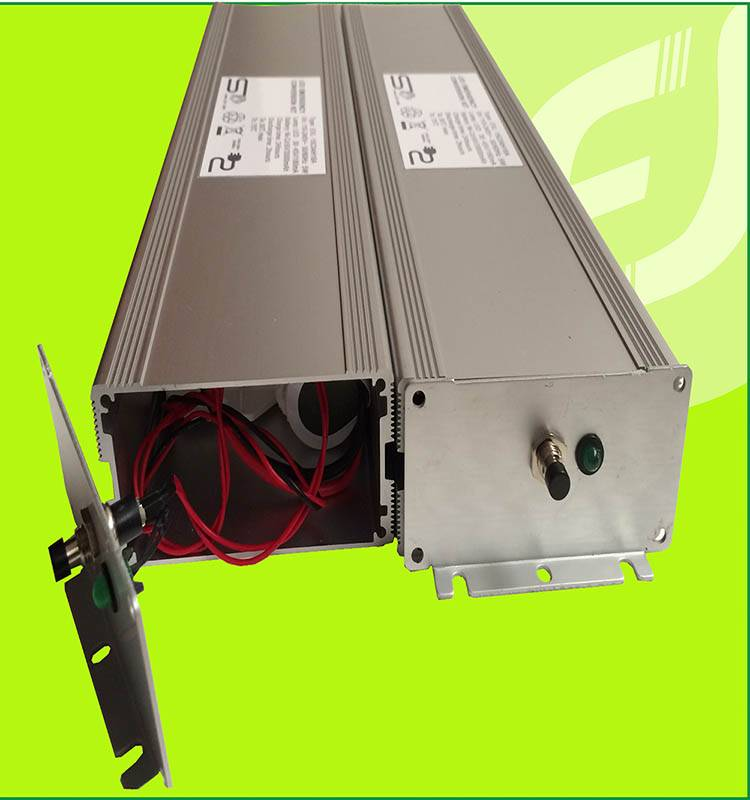 LED Luminaires Emergency Module Pack For 15W Downlight With Aluminum Box