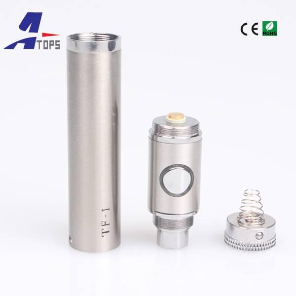 New product e-cigarette Evod TF1 battery variable voltage evod vaporizer pen