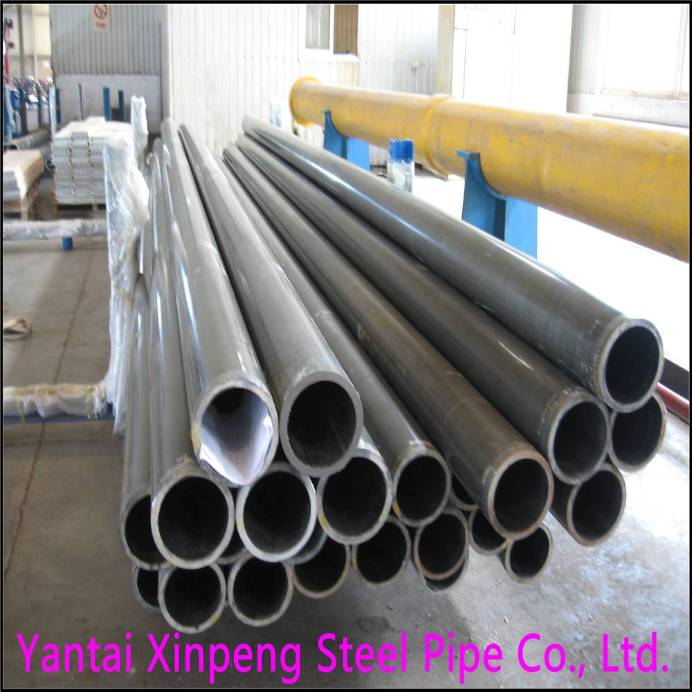 EN10305 Best Price cylinder China Steel Carbon Tube Pipe