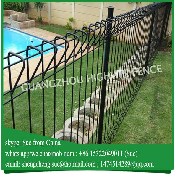 Made in China Decoration brc fence for garden